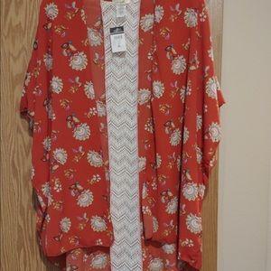 Rue 21 kimono